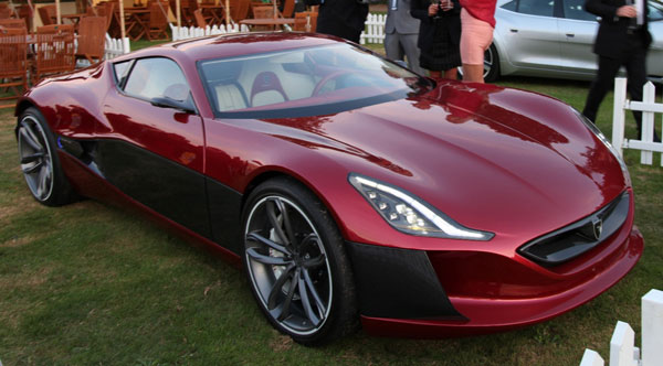 rimacconceptoneev Rimac Electric Concept One   this 0 60 in 2.8 seconds, 373 mile range, 1 hour rapid charge supercar is no April Fool...or is it?