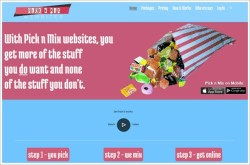 Pick n Mix – superb new website building service is perfect for small businesses and mom and pop