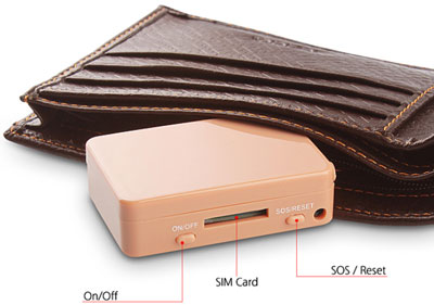 gsmspywallet GSM Spy Wallet   make like James Bond and transform your life