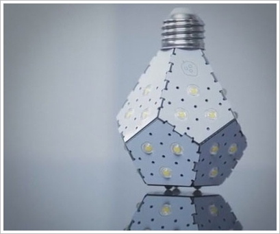 nanoleafbloom Nanoleaf Bloom   the first bulb in the world to turn an ordinary light switch into a dimmer