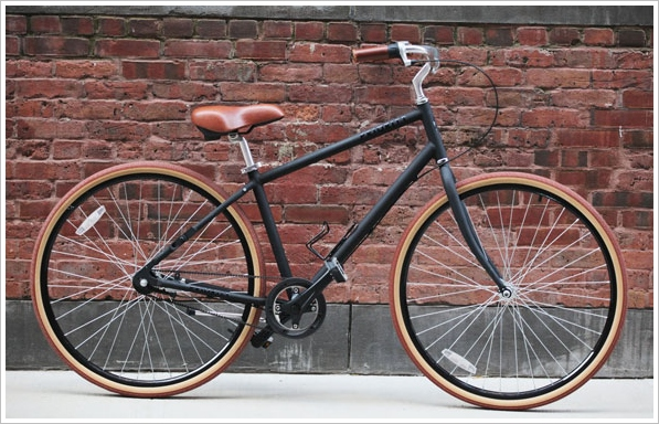 prioritybicycle2 Priority Bicycle   maintenance free bicycle with stunning looks and a great price
