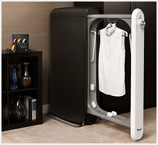 swash Swash   the 10 minute clothing care system that promises an end to dry cleaning blues