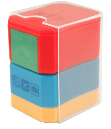 4 in 1 adapter stack 4 in 1 Adapter – a multi colored plug for every occasion