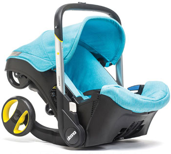 doona4 Doona   the infant car seat that thinks its a buggy