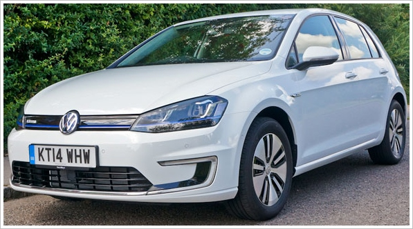 egolf 5big VW e Golf   we test out the latest all electric car from the masters, and its very nice indeed [Review]