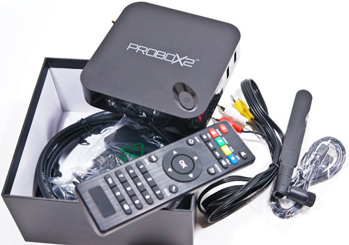 probox2ex 2 Probox2 EX Android 4K TV Box   powerful, fast and beautifully put together... the coolest thing you can attach to your television [Review]