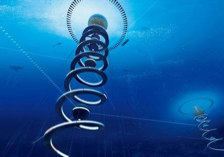 Ocean Spiral – a 21st century underwater city
