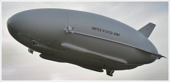 Airlander – world's largest aircraft is quiet, slow, very eco friendly and can haul 50 tons