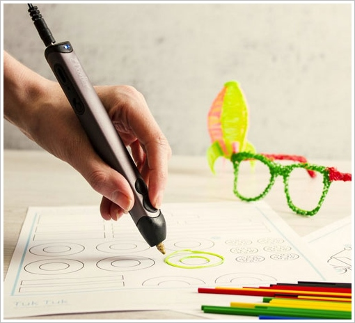 3Doodler 2.0 – cool new 3D printer pen is sleeker, more flexible and more fun [Review]