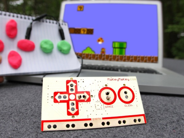 Joylabz Makey Makey – turn the world into your keyboard