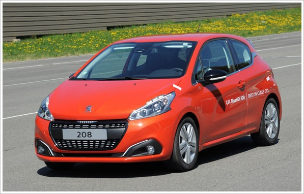 Peugeot 208 fuel consumption world record shows how peak oil is having a real effect