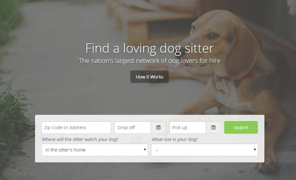 Rover – the website to help you find Rover a sitter
