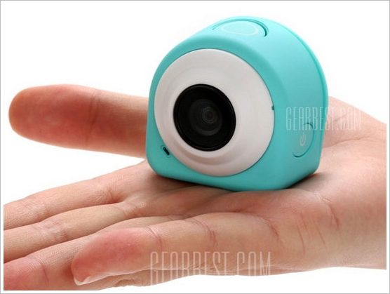Stick & Shoot Lifestyle Camera – cute budget camera lets you mount and shoot anywhere [Review]