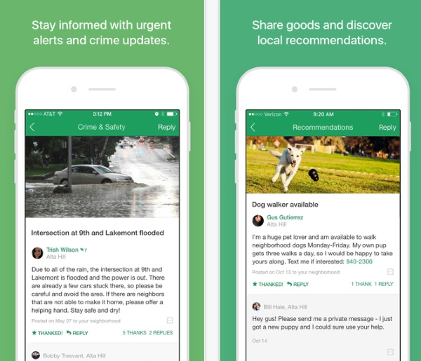 Nextdoor – meet your neighbors without actually meeting your neighbors