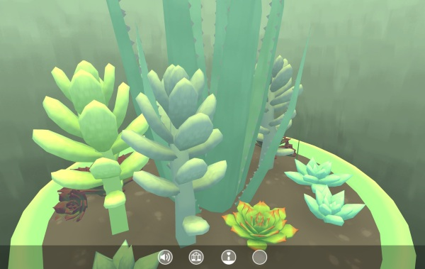 Viridi – grow some cool digital succulents while you find some inner peace [FREEWARE]