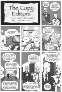 Comics,socio-political,commentary, comic books, critique