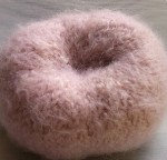 This, perhaps more accurate and appropriate, one is made of felt for the Felt Cervix Project