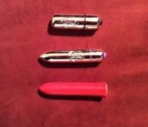 Old Tantus Bullet, New Tantus Bullet, We-Vibe Salsa