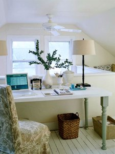 Staging a Home Office when Selling a House