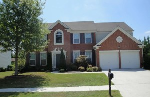 Woodlands in Woodstock GA home for sale