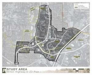 Milton and Alpharetta Liveable Cities Initiative Grant