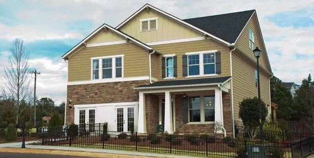 Ashton Woods Opens Milton Preserve In Milton Milton New Construction