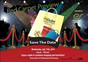 Woodstock Outlet preview event