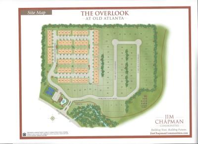 Overlook Olde Atlanta Active Adult Jim Chapman Community