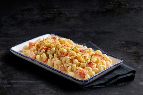 Medium Of Seafood Mac And Cheese
