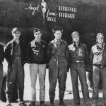 Uncle Jack and Bomber crew