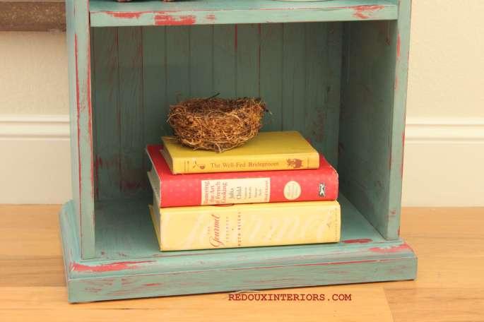 Bookshelf after 2