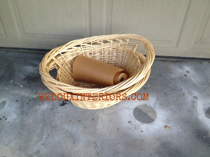 Baskets and Paper 2