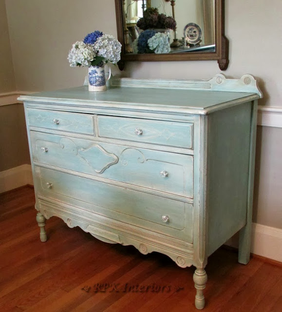 2nd Revised Pic 18th Blog Post Attic Dresser PickMonkey WM