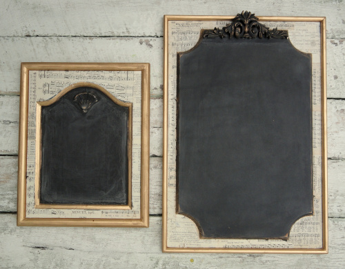 Freddy and Petunia Chalkboards