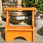 Mesa Sunset Step Stool Redouxinteriors