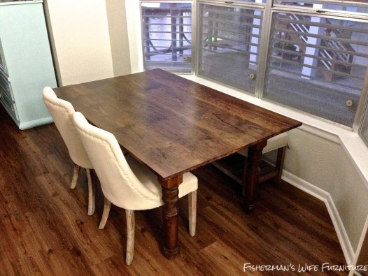 Built Table Fishermans Wife