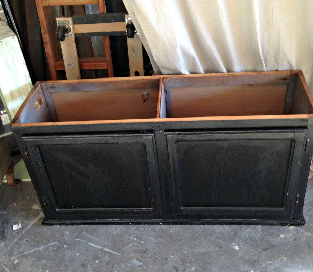topless cabinet