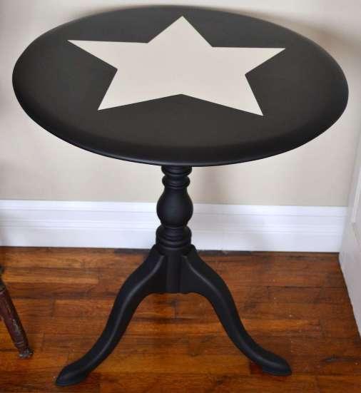Star table