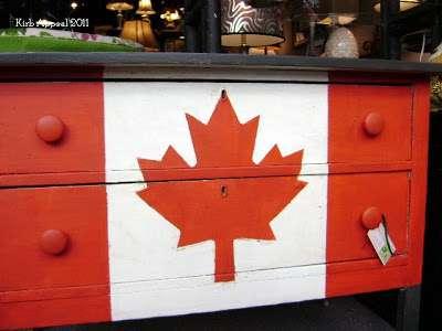 Canada day dresser kirb appeal