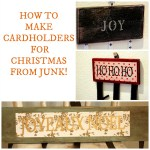 How to make cardholders from junk redouxinteriors
