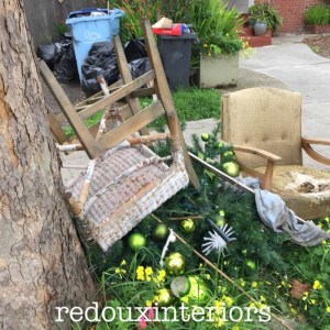 Trashy Tuesday How to Get Free Furniture