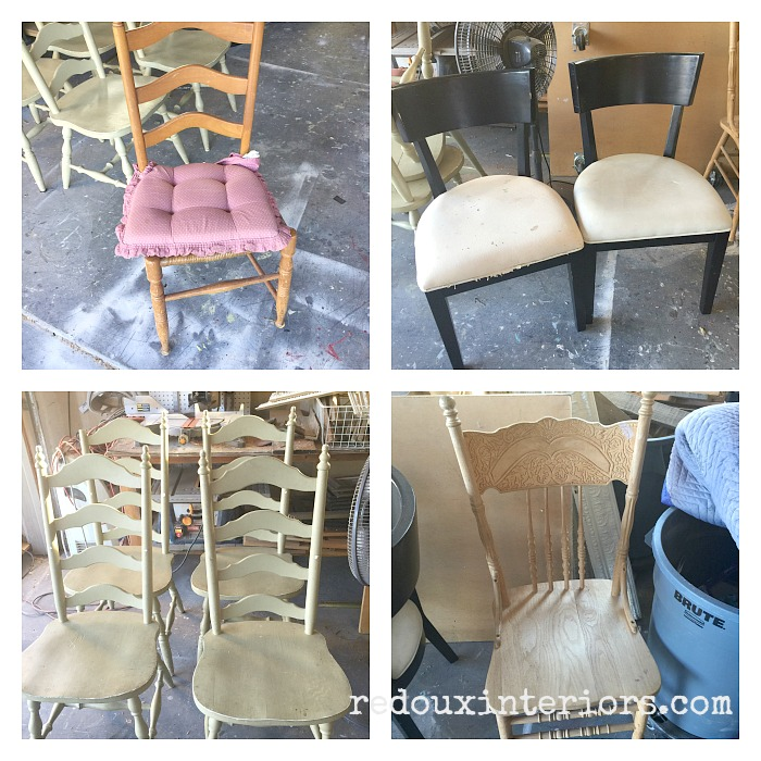 Junk Chairs