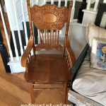 2nd Free oak chair redouxinteriors