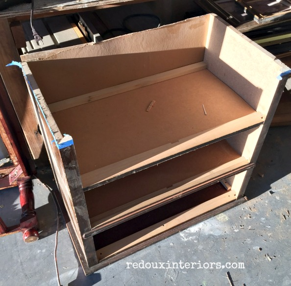 Dresser cut in half redouxinteriors