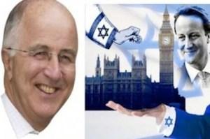 Israel stooge Denis McShane