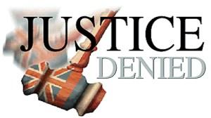 UK Palestine injustice