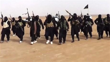 Iraqi's ISIS killers
