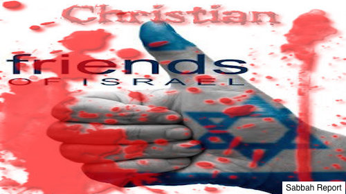 Christian friends of Israel