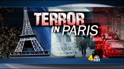 Terror in Paris