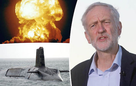 Jeremy Corbyn and Trident